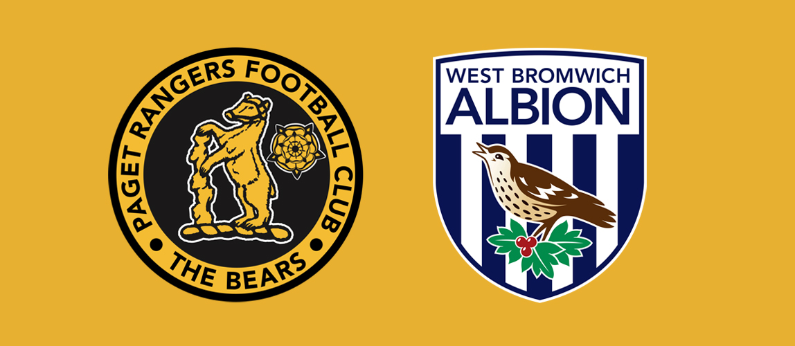 Paget Rangers Juniors agree link with WBA FC